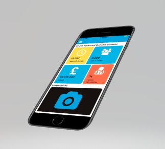 Kinesis Advice and Guidance Mobile App
